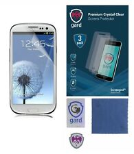 5 x Gard® Premium Screen Protector For Samsung Galaxy SIII , S3, i9300