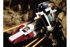 LEGO Star Wars 4487 Mini Jedi Starfighter and Slave 1 Construction Spacecraft