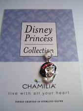 Chamilia Disney Snow White 2025-1140 Sterling Silver 925 Charm Princess Genuine