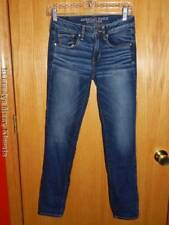 Women's American Eagle Outfitters Super Stretch SKINNY Jeans Excellent Size 2