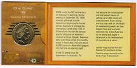 2006 Dollar RAM $1 UNC S Mintmark (50 Years of Australian Television)