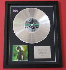 Take That MARK OWEN Green Man CD / PLATINUM LP DISC Presentation