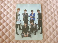 (ver. EXO-K Group) All Member 1st Mini Album MAMA Big Photocard Type B