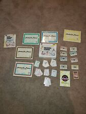 "1992 Vintage Hooked On Phonics Sra ""Reading Power"" Plus More"