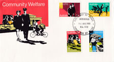 Australia 1980 Community Welfare First Day Cover Rockingham cancellation