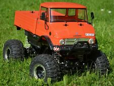 Tamiya Unimog 406 CR-01 Crawler Scaler Rockcrawler RC Car Auto