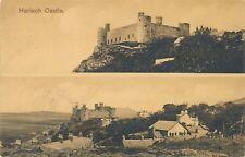 HARLECH – Harlech Castle – Wales - 1911