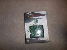 L5R RPG Dice Set The Mantis Clan