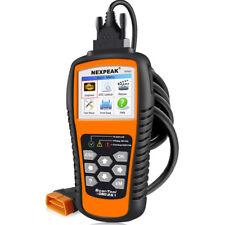 OBD2 EOBD Code Reader Scanner Car Diagnostic Engine Light Check Tool NX501 US