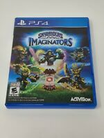 Skylanders Imaginators Game (Sony PlayStation 4, 2016)