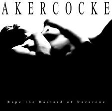 AKERCOCKE - RAPE OF THE BASTARD NAZARENE   VINYL LP NEU