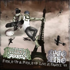 Infectious Grooves/Cyco Miko : Funk It Up and Punk It Up: Live in France '95 CD