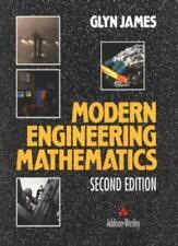 Modern Engineering Mathematics,Prof Glyn James- 9780201877618