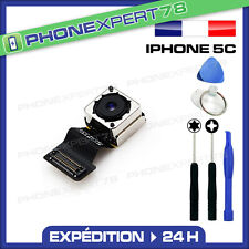 MODULE CAMERA APPAREIL PHOTO ARRIERE POUR IPHONE 5C NEUF + KIT OUTILS