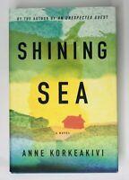 NEW Shining Sea by Anne Korkeakivi (2016, Hardcover) Book