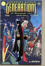 GN/TPB Superman Batman Generations Book 4 John Byrne Last Issue Elseworlds