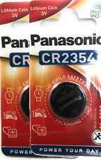 6 x CR2354 Lithium Knopfzelle 3V Panasonic lose BR2354