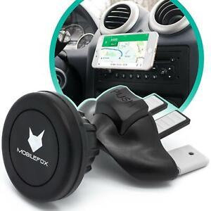 Mobilefox 360° Aimant CD Fente Support Voiture Téléphone Portable Universal