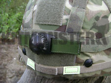 New VCRO Strap for Mockingbird IR IFF Strobe OG UKSF  Virtus Revision Helmets