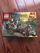 NEW LEGO The Lord of the Rings Hobbit Gandalf Arrives 9469 , SEALED!