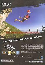 OCZ Technology Vertex 3 Solid State Drive 2012 Magazine Advert #7213