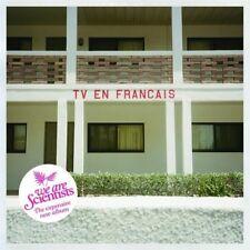 TV en Français By We Are Scientists Vinyl LP Record 2014 NEW