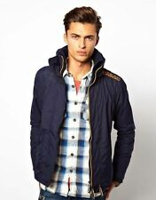 Superdry Polyester Waist Length Other Jackets for Men