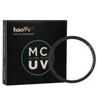 58mm Ultra Slim MC UV Multi-Coated Lens Filter Protector for Canon Nikon Sony