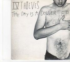 (EY539) IV Thieves, The Day Is A Downer E.P. - 2006 DJ CD
