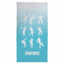 FORTNITE SHUFFLE BEACH TOWEL 100% COTTON DANCING HEROES BOYS