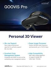 GOOVIS PRO VR headsets Personal 3D Viewer