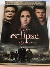 Eclipse The Twilight Saga DVD Movie