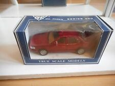 AHC Nissan Maxima in Red on 1:43 in Box