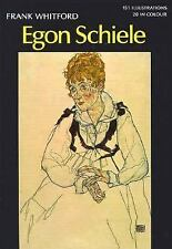 World of Art: Egon Schiele by Frank Whitford (1985, Hardcover)