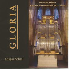 Orgel - W.v.G.F.Händel;A.Guilmant; S.Karg-Elert;J.S.Bach; u.a. / Dom zu Wesel