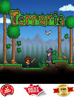 Terraria PC (New Steam account): Region Free, Fast Delivery