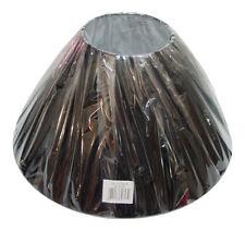 Paralumi in metallo nero per l'illuminazione da interno