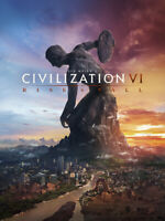 Sid Meier's Civilization VI Rise and Fall | Steam Key | PC | Digital | Worldwide