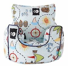 Cotton Pirate Island Bean Bag Arm Chair with Beans Child /Teen size By Bean Lazy