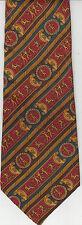 Fendi-[If New $350]-Authentic-100% Silk Tie-Made In Italy-F7-Men's Tie