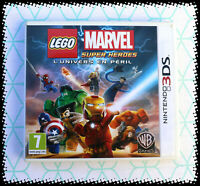 Jeu LEGO MARVEL SUPER HEROES : L'Univers en péril pour Nintendo 3DS FR PAL