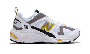 New Balance 878 Men's Casual Sneakers White CM878TCA