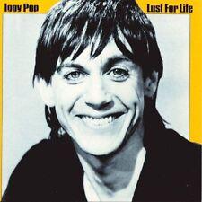 IGGY POP - LUST FOR LIFE - CD SIGILLATO 1990