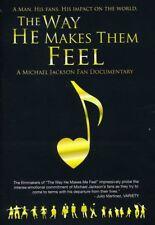Michael Jackson - Michael Jackson: The Way He Makes Them Feel: [New DVD]