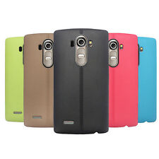 For LG G4 Cover Gel TPU Rubber Soft Silicone Protective Matte Protective Case