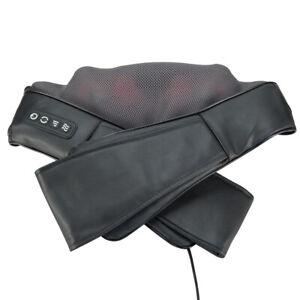 Nackenmassagegerät Schulter Massagegerät Elektrisch für Nacken Rücken Shiatsu