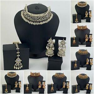 Indian Pakistani Wedding Jewellery Party Jewellery Asian Jewellery