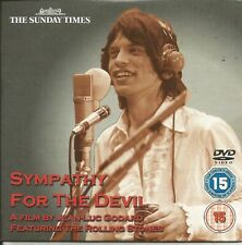 SYMPATHY FOR THE DEVIL ~ THE ROLLING STONES - TIMES PROMO DVD