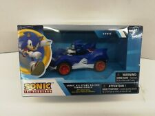 Sonic The Hedgehog Blue All Stars Racing Pull Back Kart Racer New Box Must L@@K