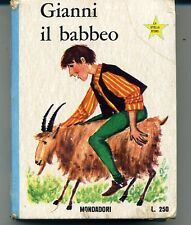 La stella d'oro - Mondadori - Andersen - Gianni il babbeo